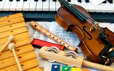 Can My Home Schooled Child Play a Band Instrument without Going to Public School?